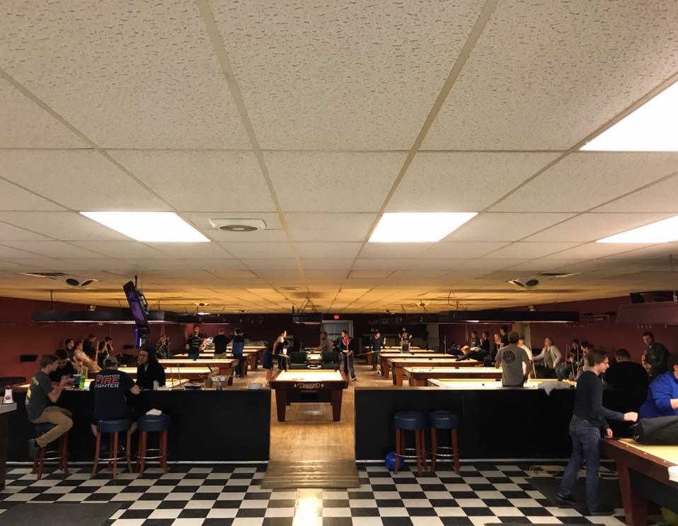 Clarkys Billiards image 0