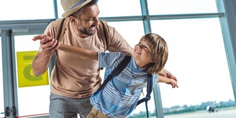 Can You Enjoy a Summer Vacation for Your Kids During a Pending Divorce?