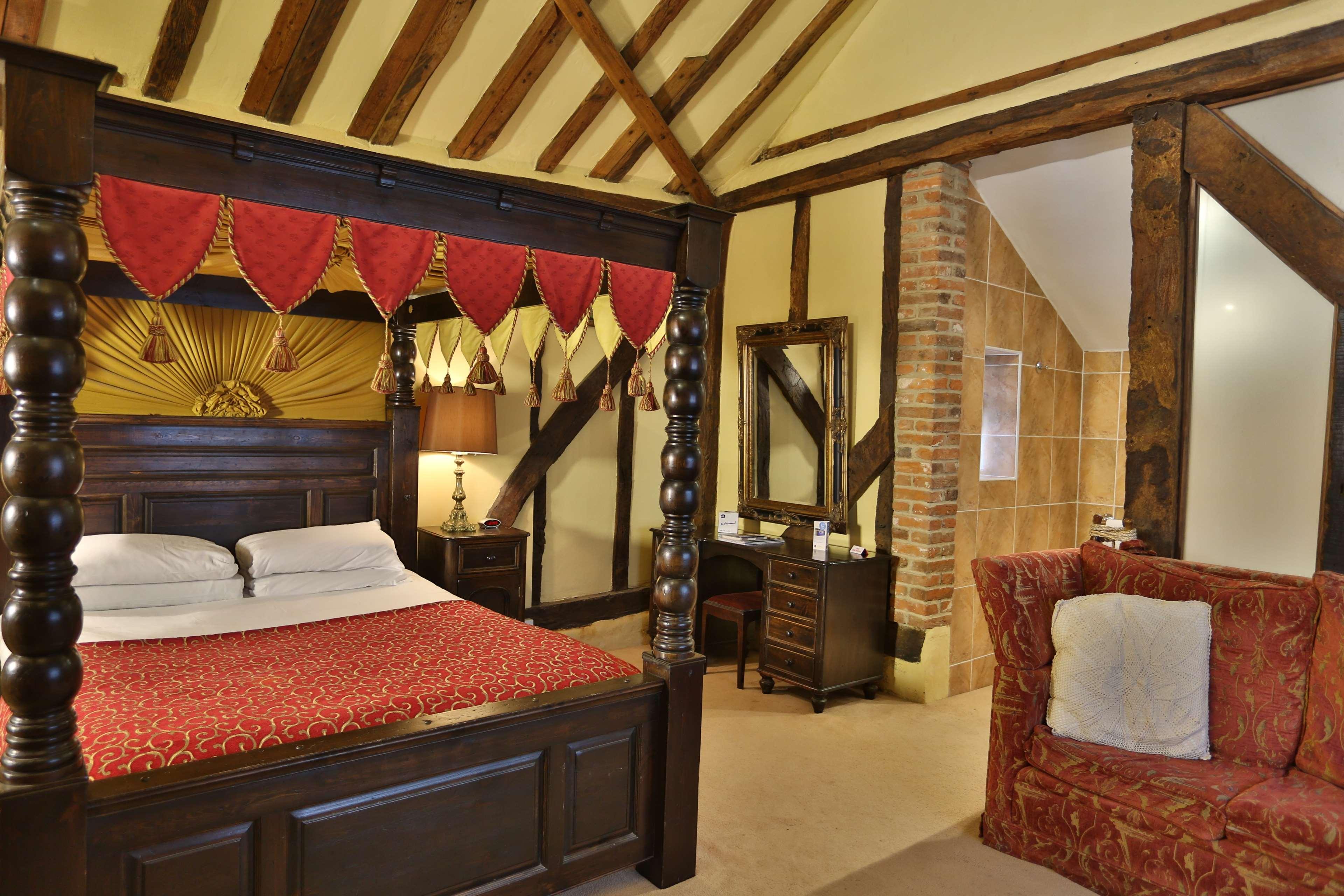 Superior Room In Brome Grange Hotel