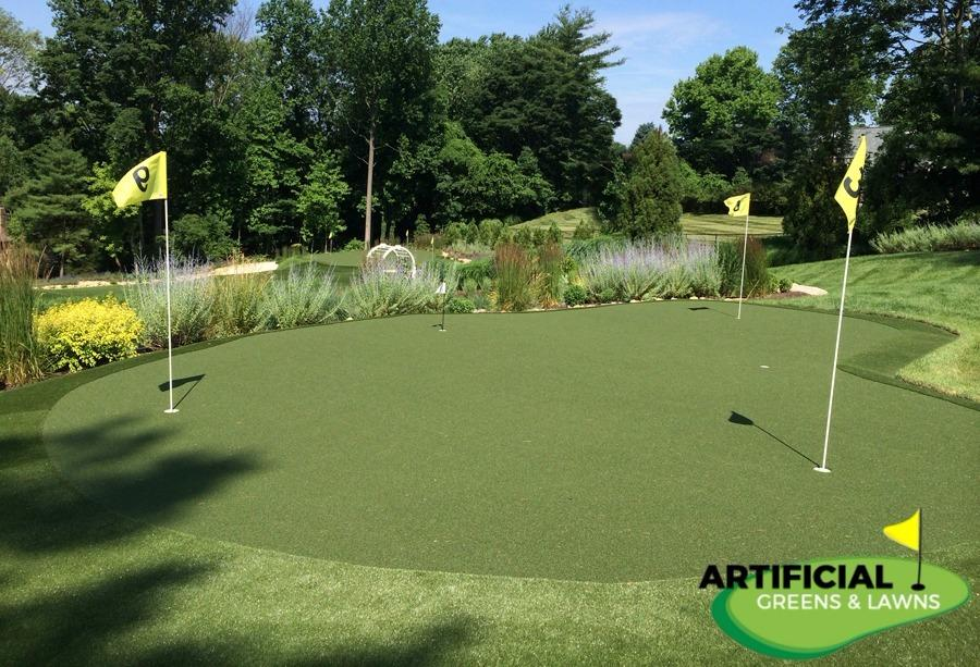 Artificial Greens & Lawns image 5