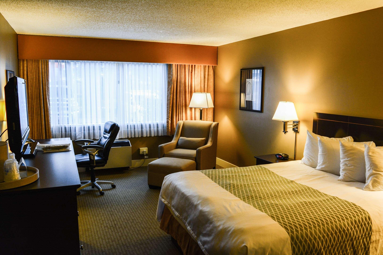 Best Western Cowichan Valley Inn in Duncan: Queen Room