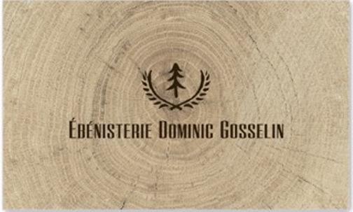 Ébénisterie D. Gosselin