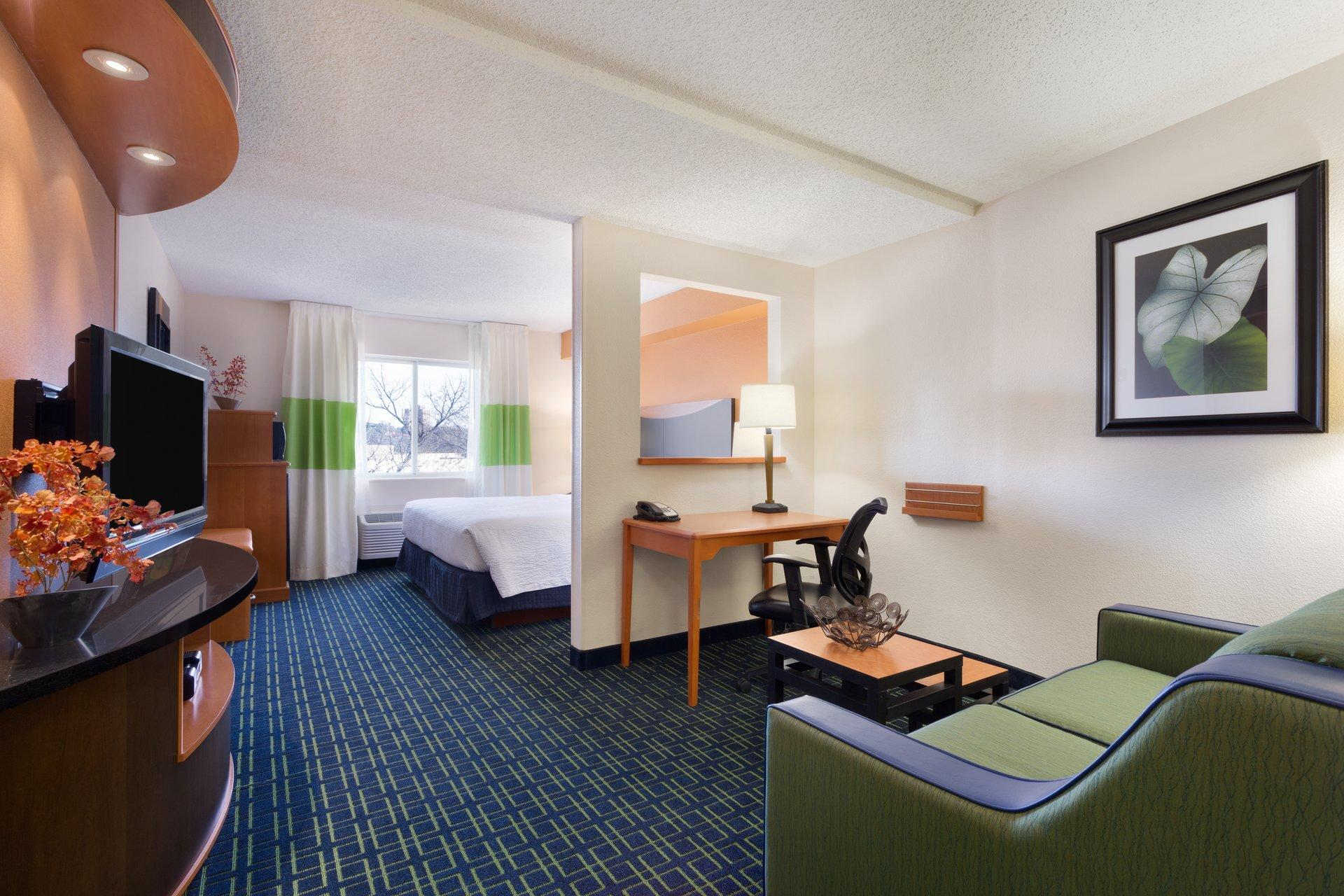 Fairfield Inn & Suites by Marriott Houston Energy Corridor/Katy Freeway image 4