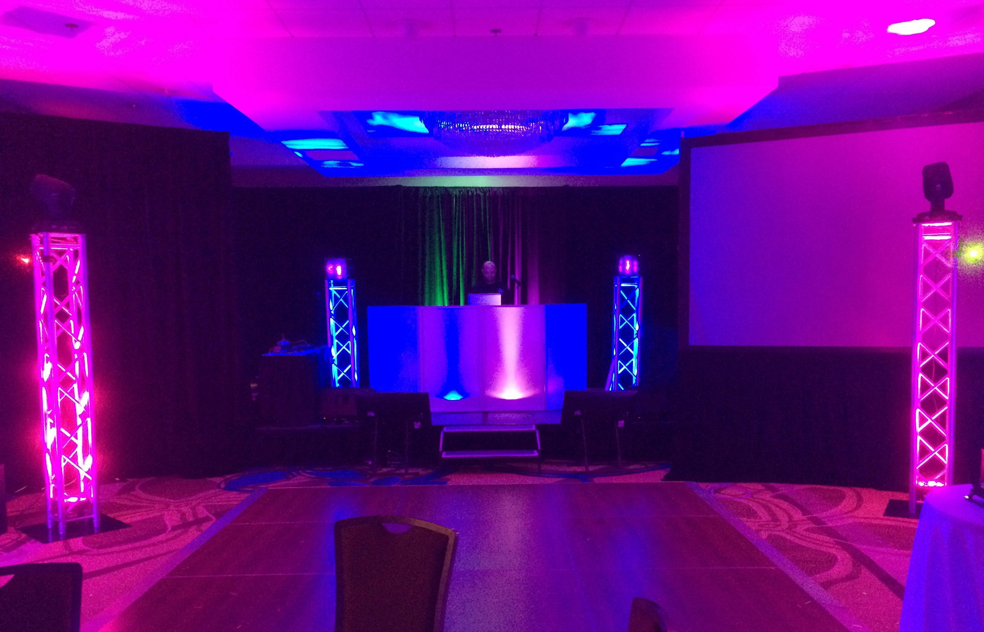 Our DJ's and set-up are Awesome!