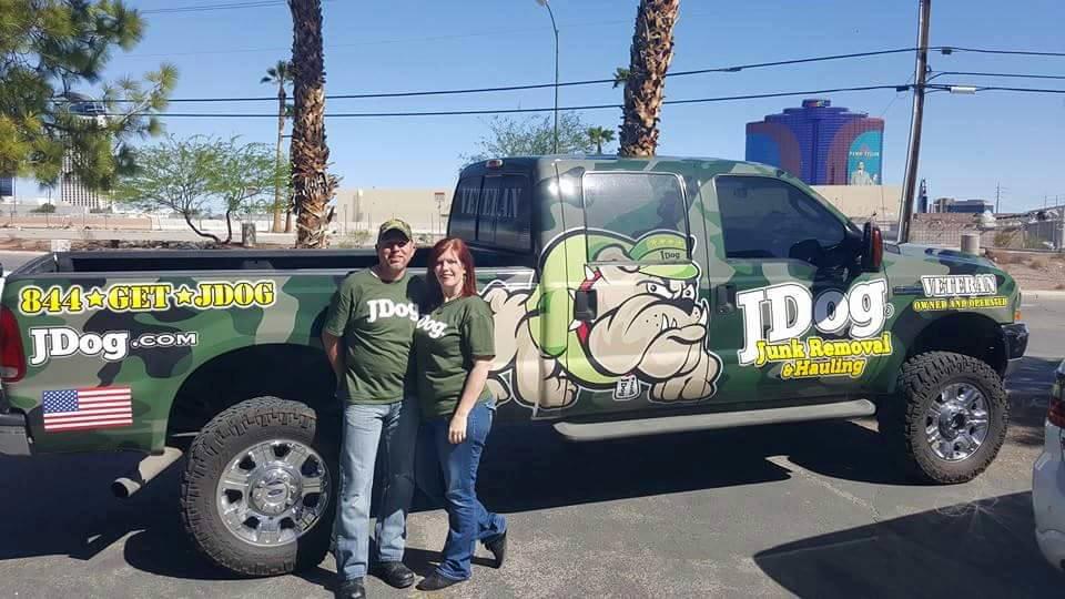 JDog Junk Removal & Hauling NW Las Vegas image 5