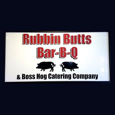 Rubbin Butts Bar-B-Q