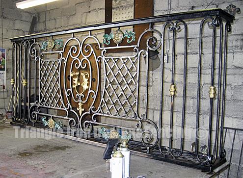 Triangle Iron Design & Fencing image 0