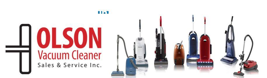 Olson Vacuum Cleaner Sales & Service Inc image 0