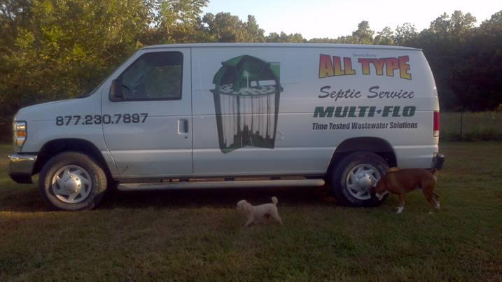 All Type Septic Pumping & Aeration Service LLC image 1