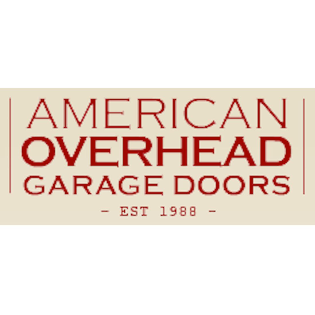 American Overhead Garage Doors