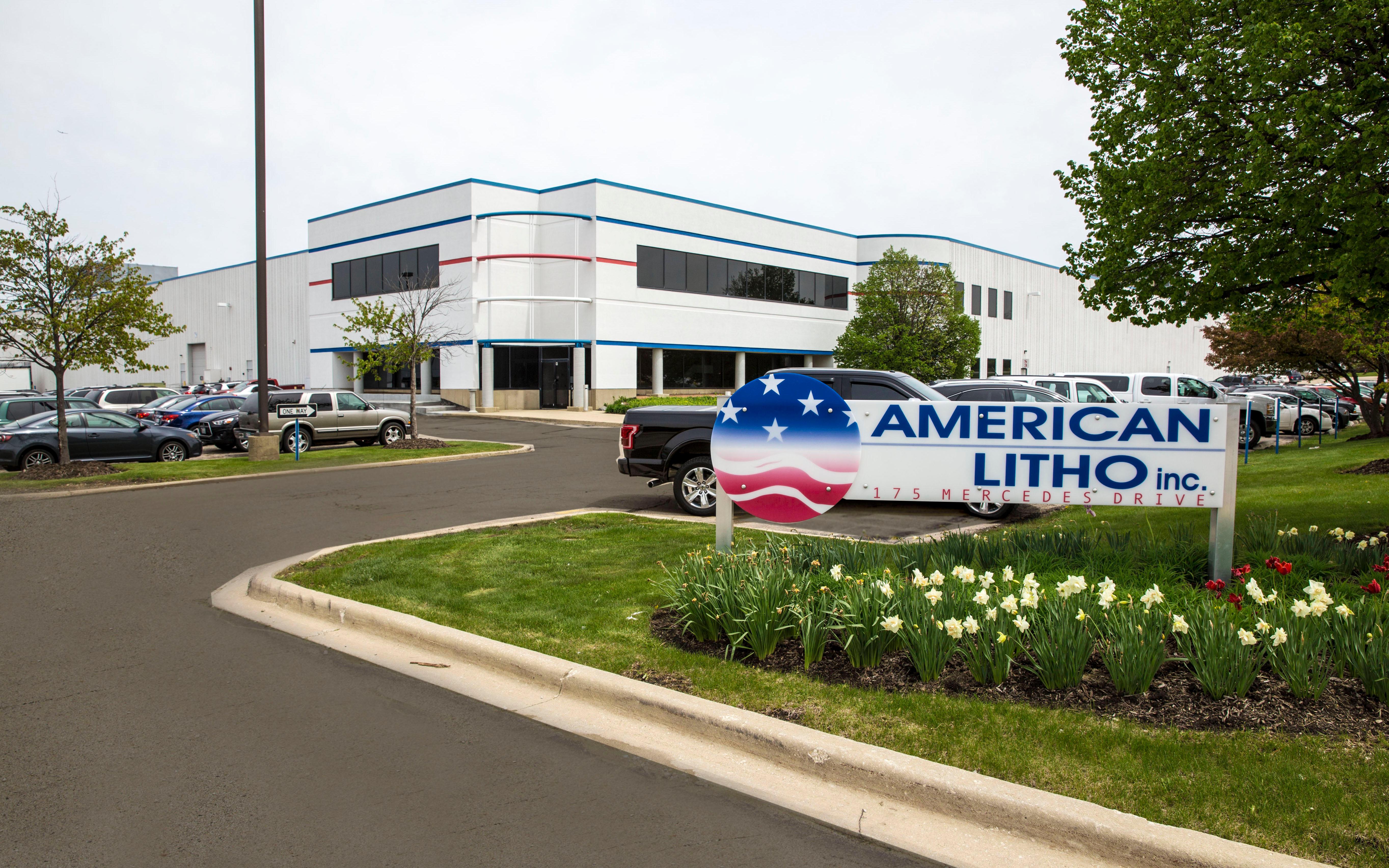 American Litho image 0