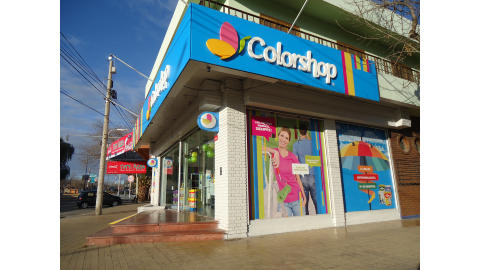 Colorshop Pinturerías