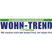 Logo von Wohntrend Grünau GmbH