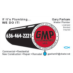 GMP Plumbing LLC - ad image