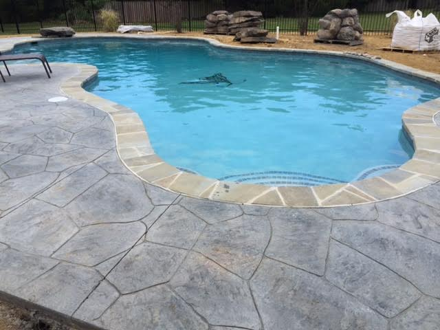 Artistic Stamped Concrete image 20