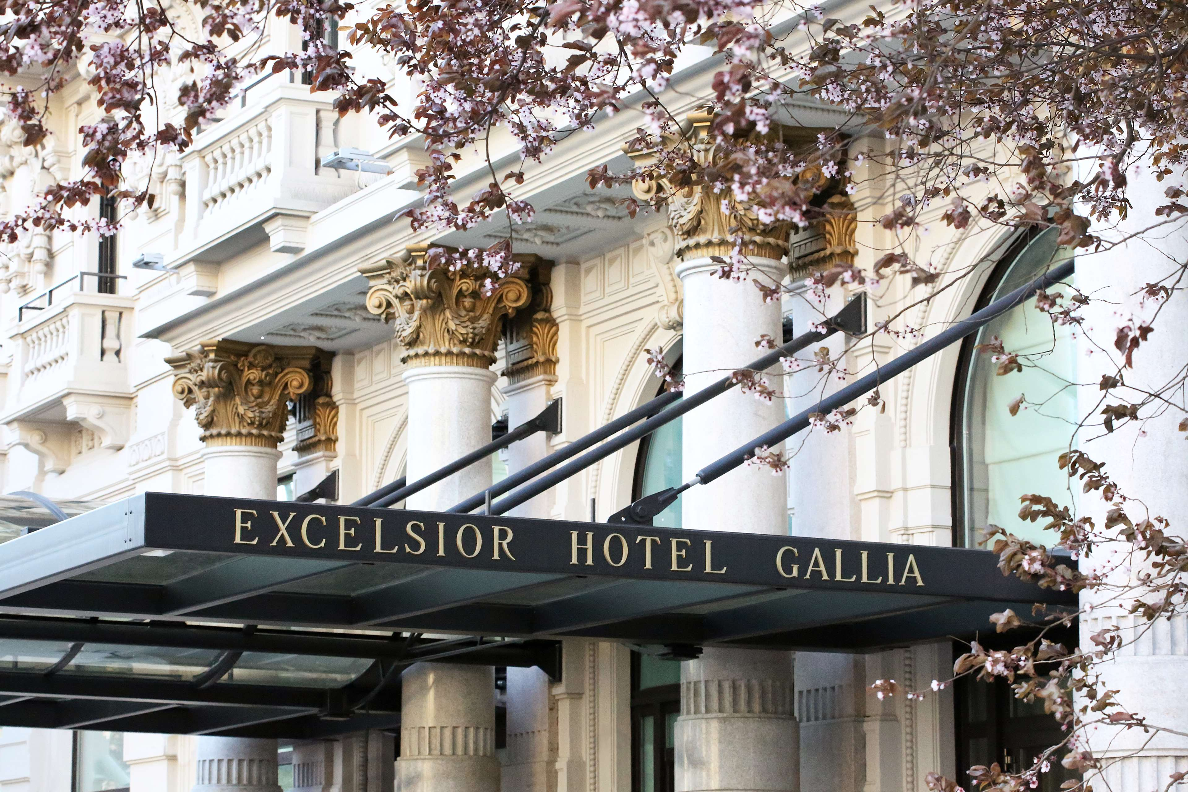 Excelsior hotel gallia a luxury collection hotel milan for Hotel milan