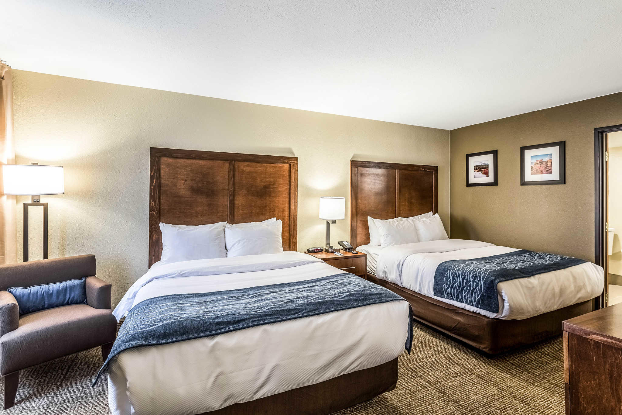 Comfort Inn & Suites Albuquerque Downtown image 22