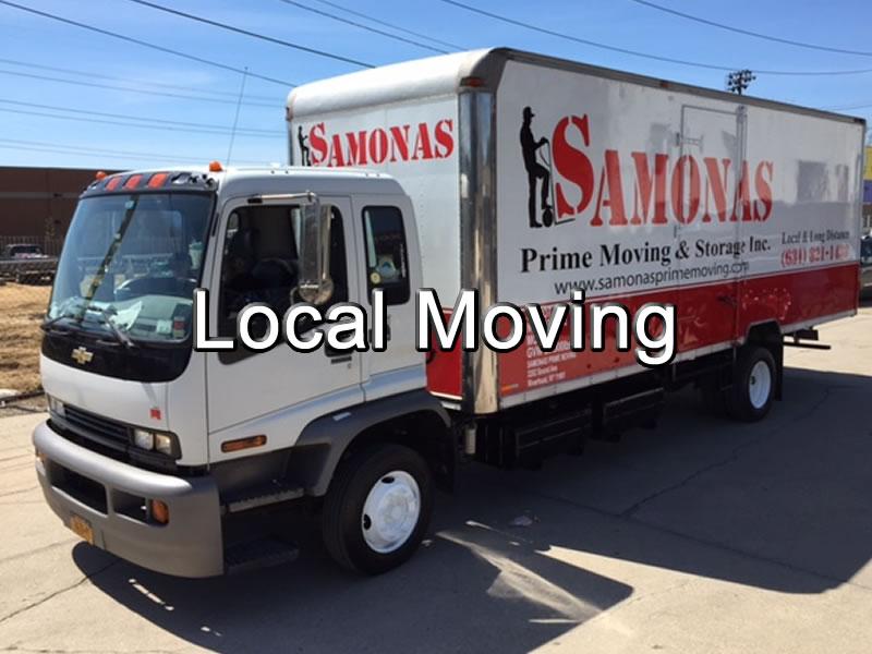 Samonas Prime Moving & Storage Inc. image 2