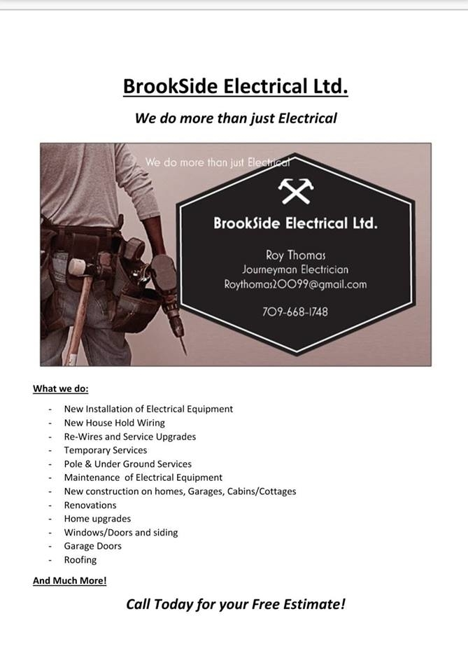BrookSide Electrical & Construction
