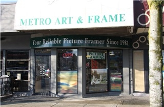 Metro Art & Frame Ltd