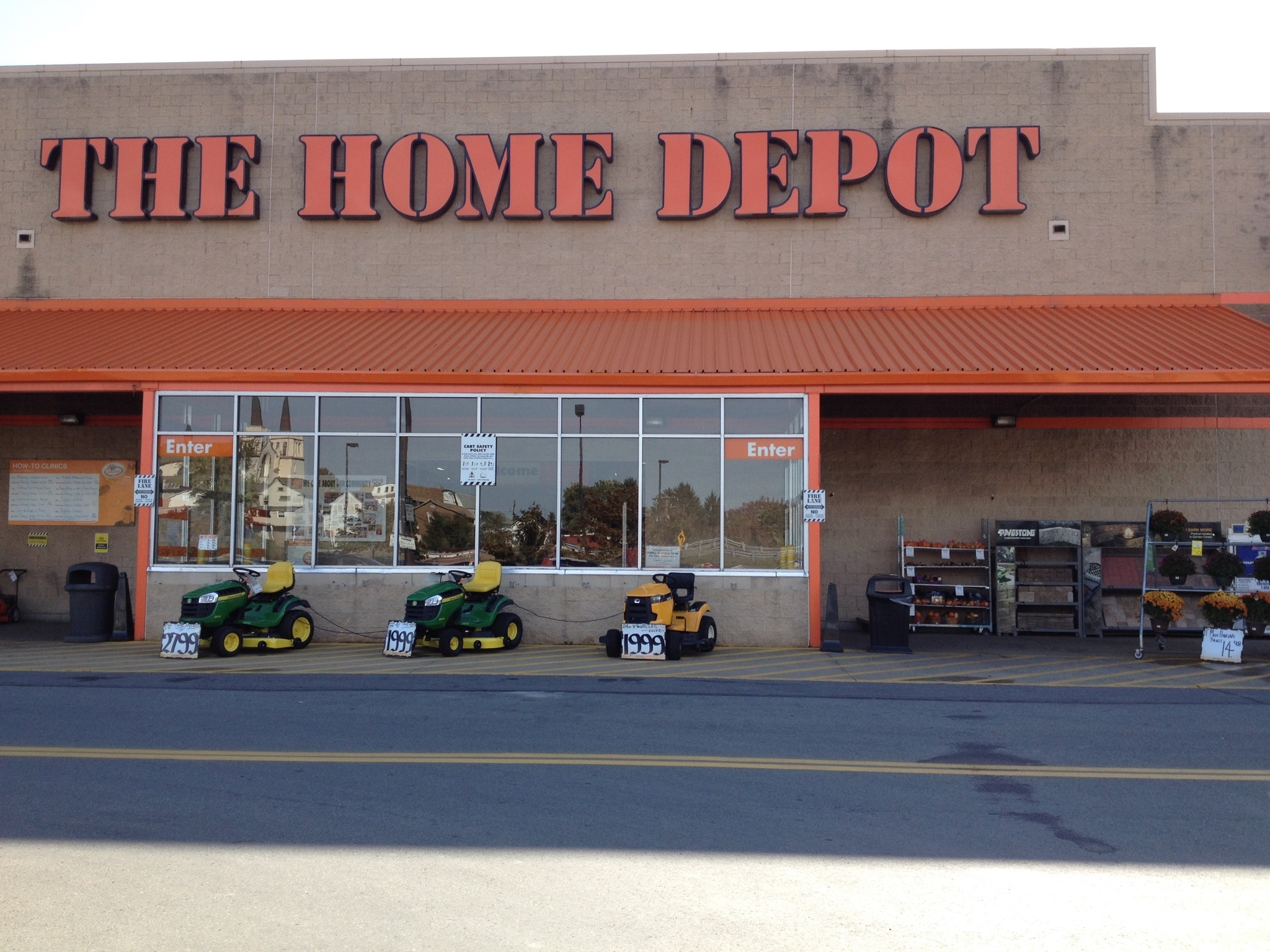 The Home Depot 41 Spring St Wilkes Barre PA Home Depot MapQuest