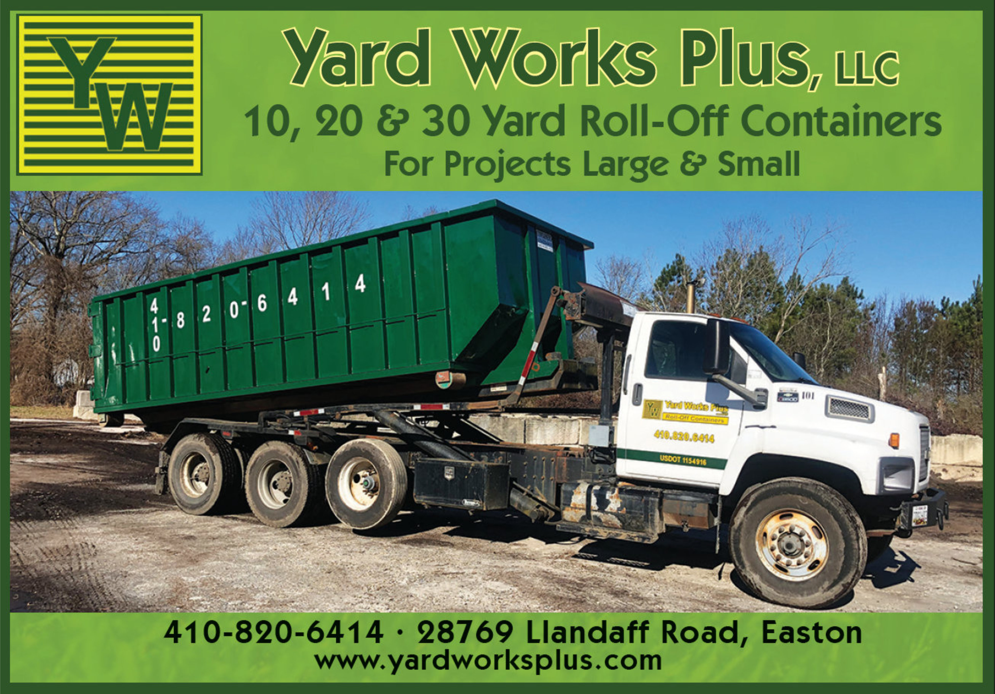 Yard Works Plus LLC