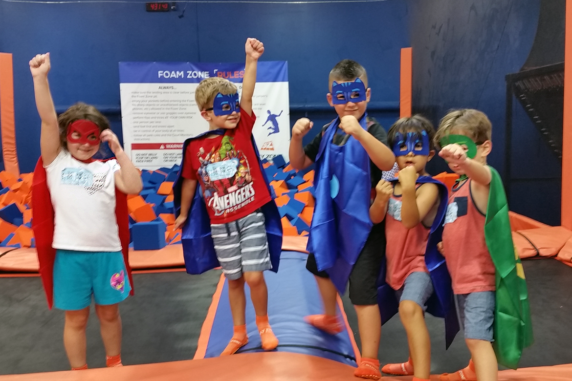 Reviews Of Sky Zone Manchester