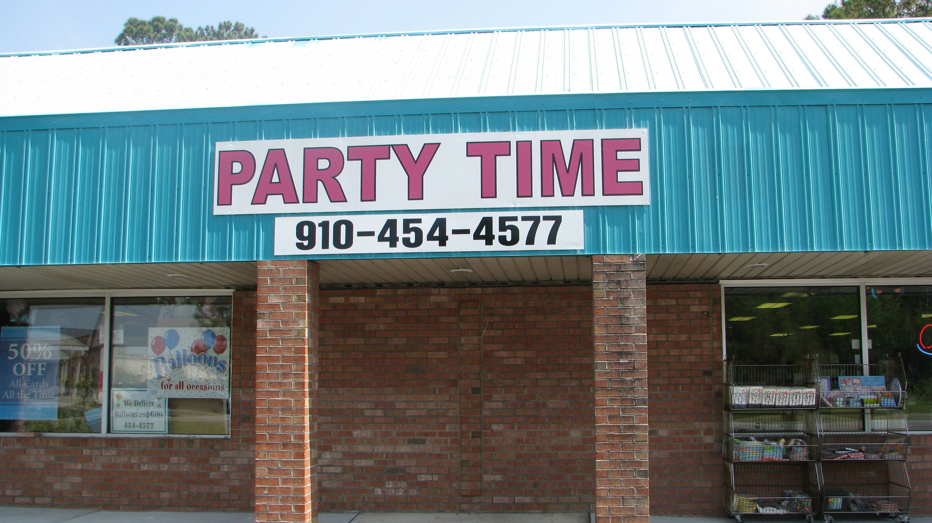 Party Time Inc image 1