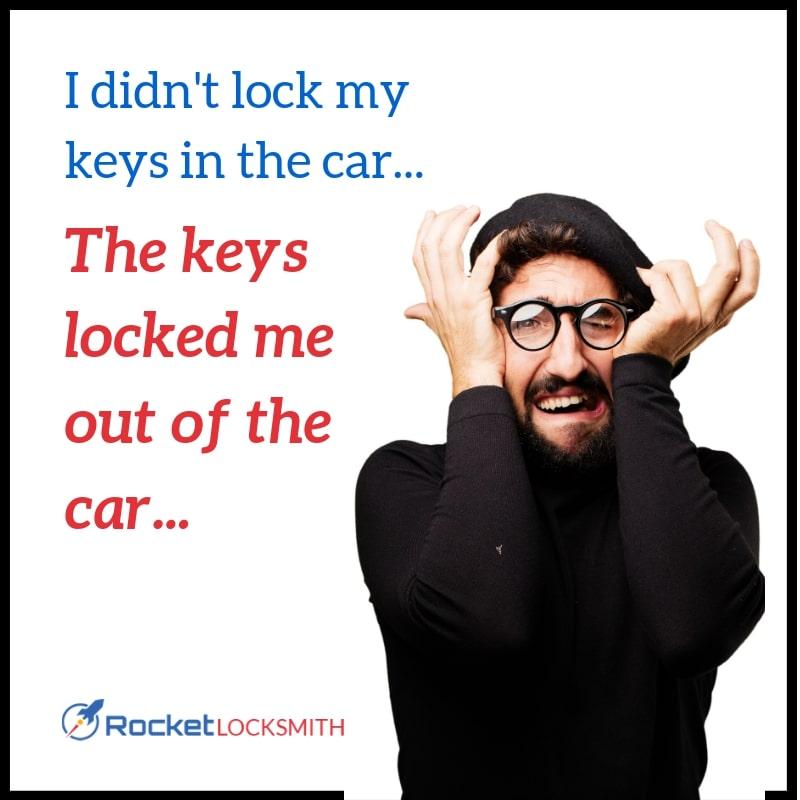 Rocket Locksmith