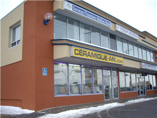 Céramique-AM Com in Brossard