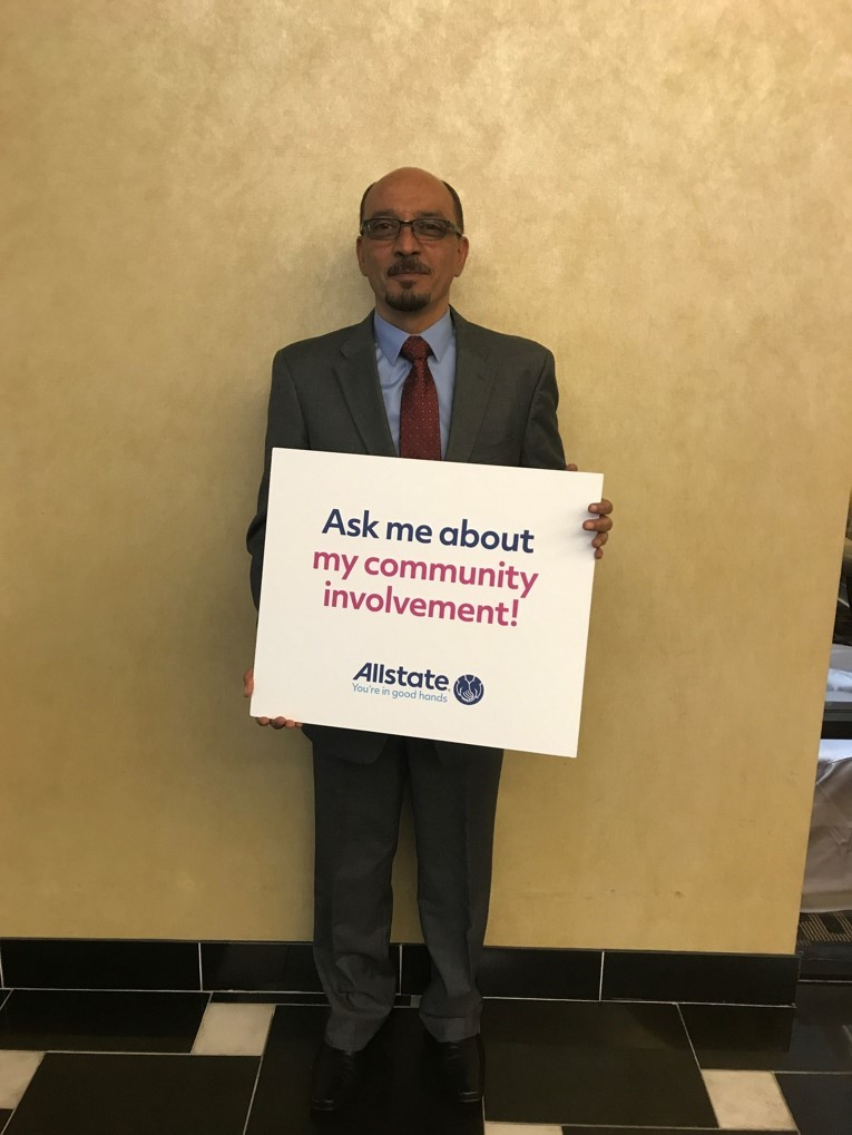 Hisham Jubran: Allstate Insurance
