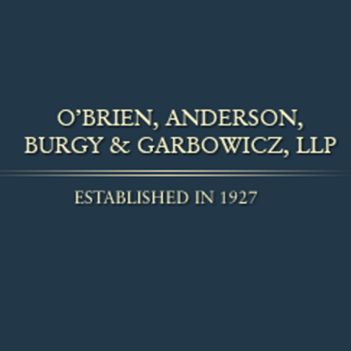 O'Brien, Anderson, Burgy & Garbowicz, LLP