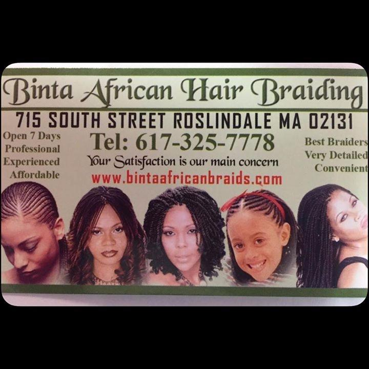 Binta Africa Hair Braiding