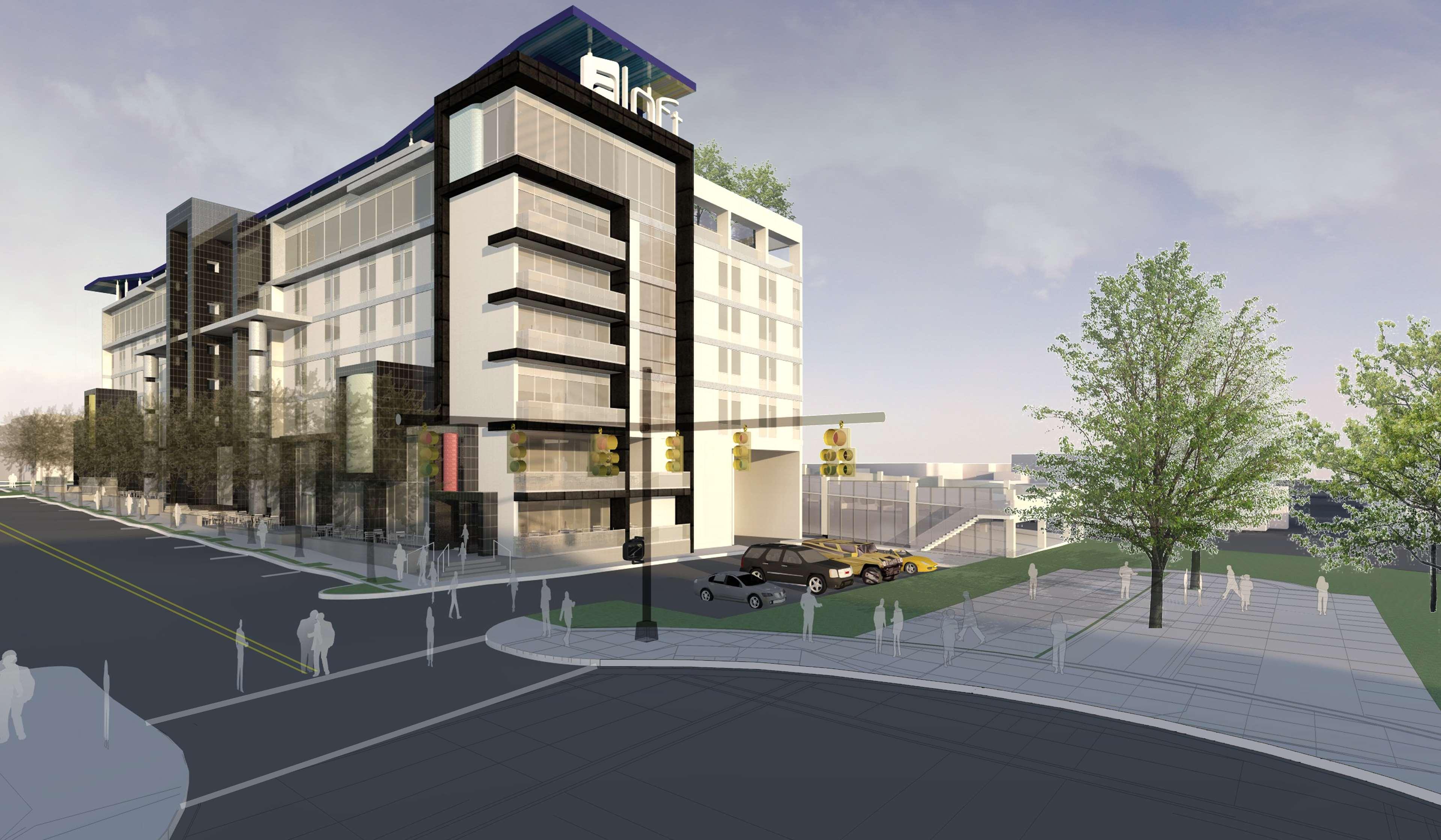 Aloft Oklahoma City Downtown - Bricktown image 1