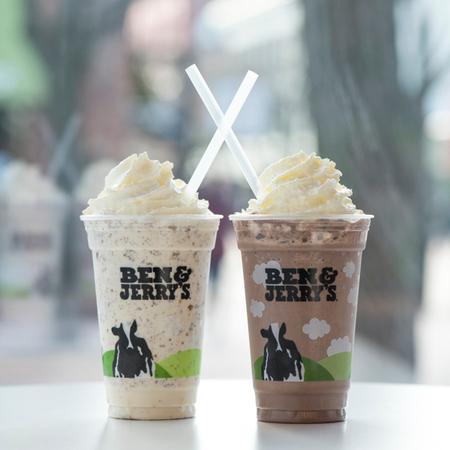Ben & Jerry's Ice Cream Shakes