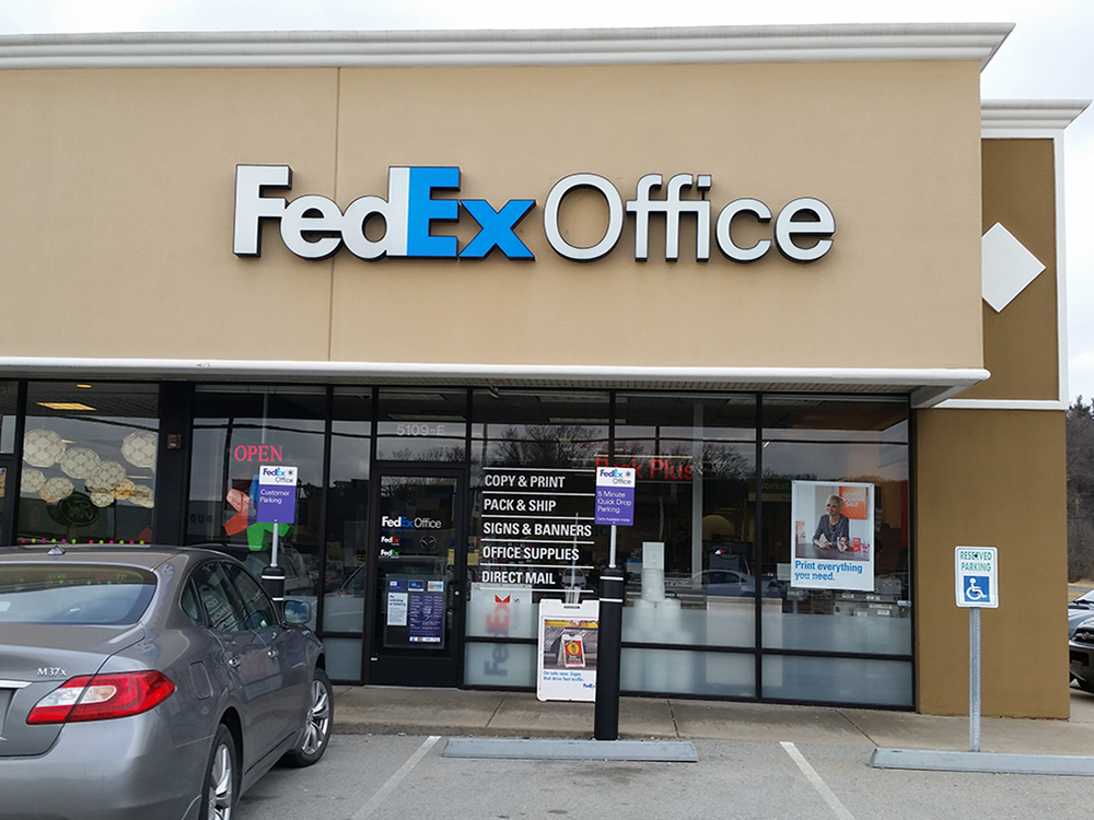 Fedex Office Print Ship Center In Greensburg Pa