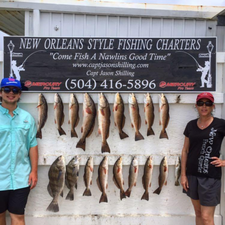 New Orleans Style Fishing Charters LLC image 62