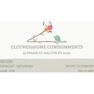 Clothes 2 Home consignment shop image 0