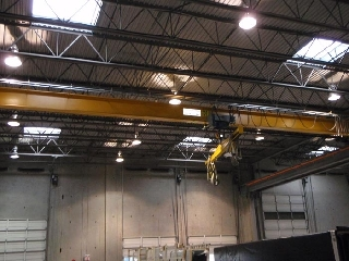 Precision Crane in Port Coquitlam