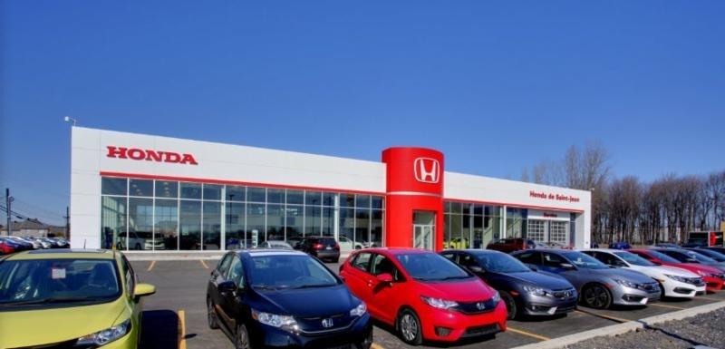 Honda de Saint-Jean à Saint-Jean-sur-Richelieu