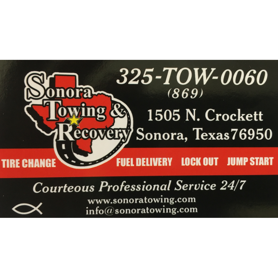 Sonora Towing and Recovery