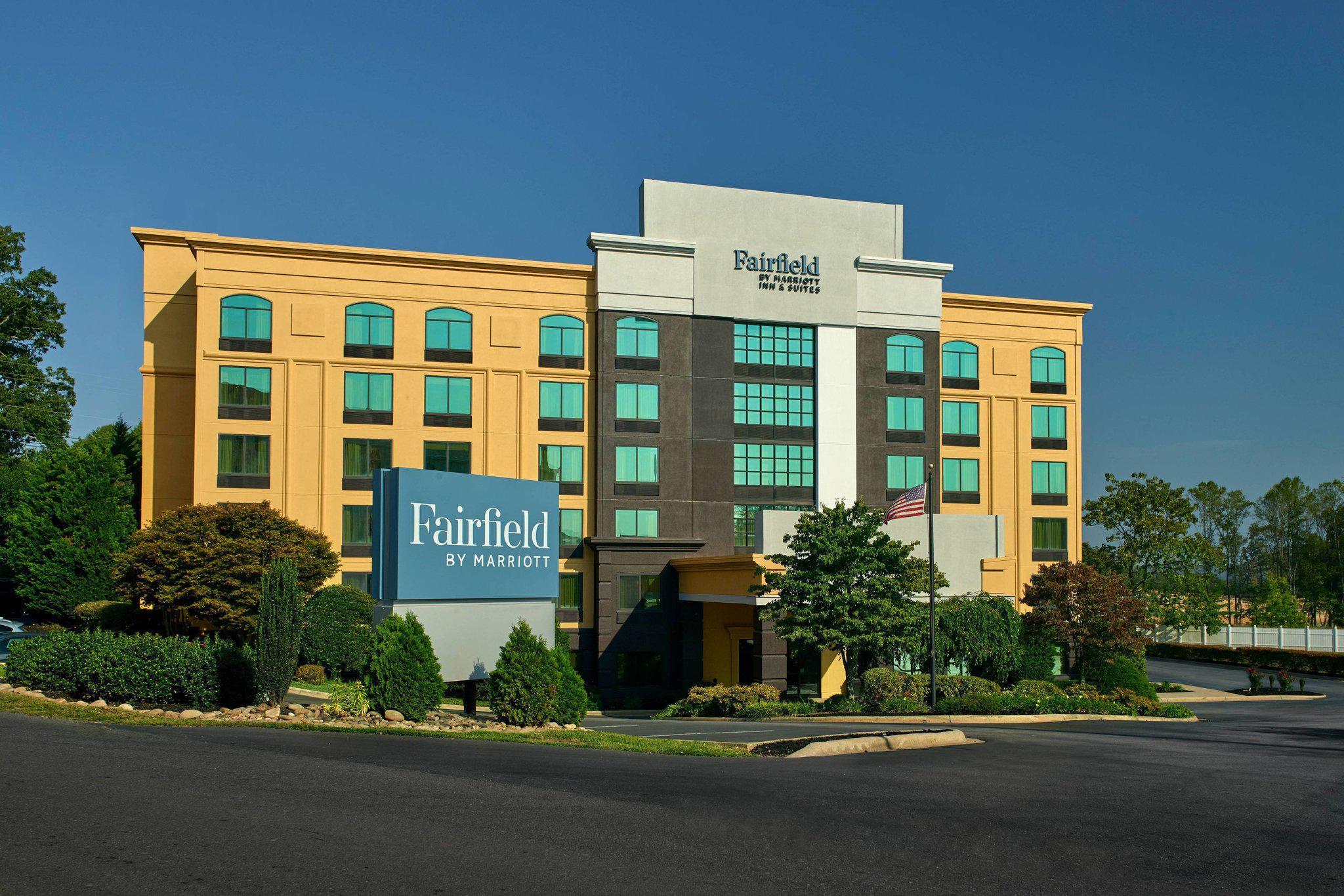 Fairfield Inn & Suites by Marriott Asheville Outlets