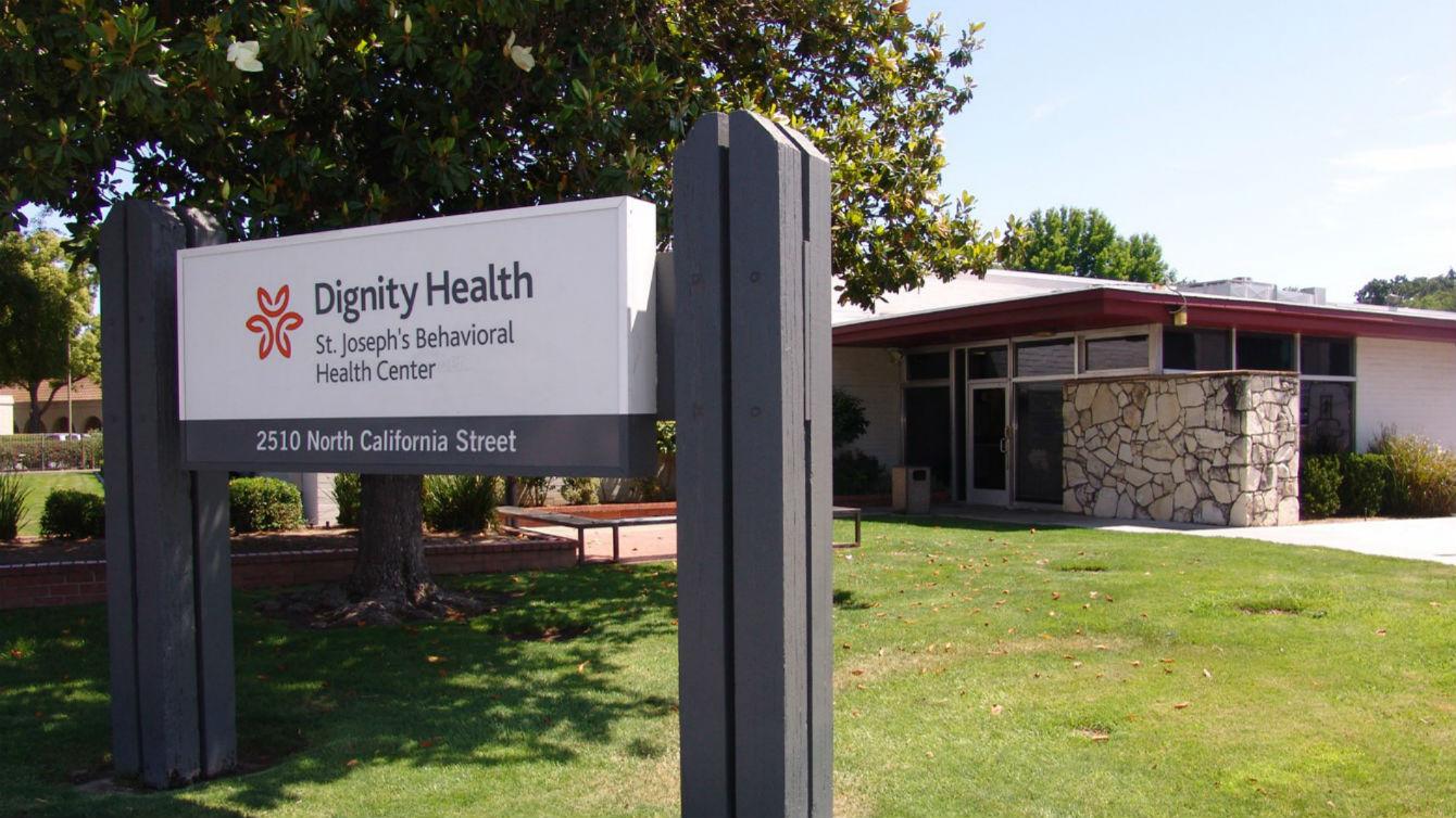 St. Joseph's Behavioral Health Center image 0