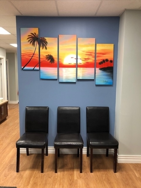 Aloha Tans Ltd in Mount Pearl: Waiting Room