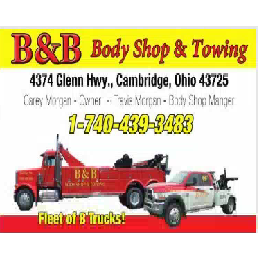 B & B Body Shop & Towing, Inc.