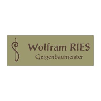 Logo von Wolfram Ries Geigenbaumeister