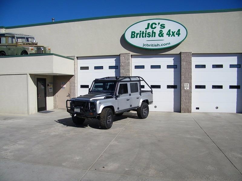 JC's British & 4x4 image 1