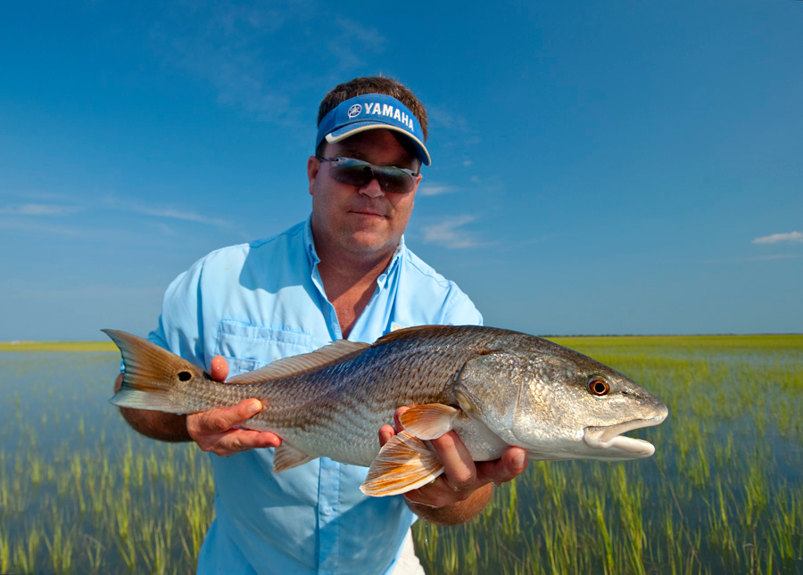 Inshore extreme fishing charters in pawleys island sc for Sc fishing charters