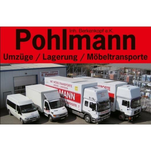 Logo von Möbelspedition Pohlmann Inh. Wendelin Berkenkopf