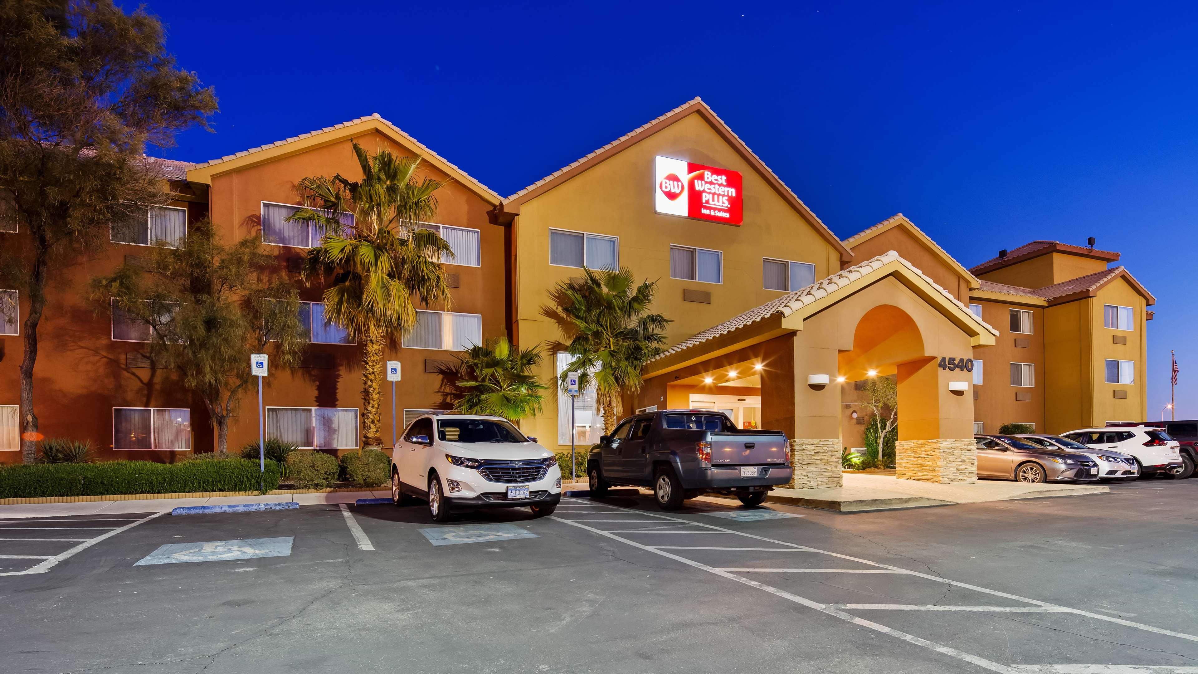 Best Western Plus North Las Vegas Inn & Suites image 1